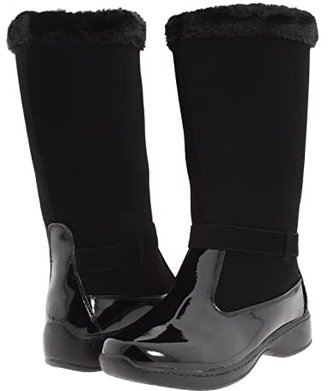 Tundra Boots Sara (Black) Women's Cold Weather Boots