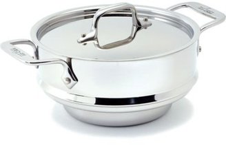 All-Clad Stainless Steel Stainless All-Purpose Steamer Insert