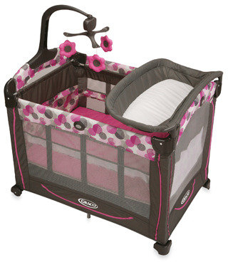 Graco Pack 'n Play® Element Playard with Stages - Lexi