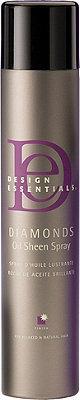 Ulta Design Essentials Diamonds Oil Sheen Spray