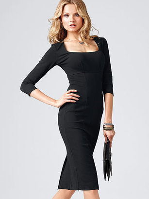 Victoria's Secret Ponte Sheath Dress