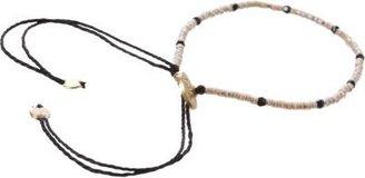 Nikki-b Nikki B Crystal & Glass Bead Bracelet