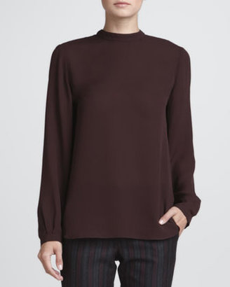 A.L.C. Campos Long-Sleeve Blouse