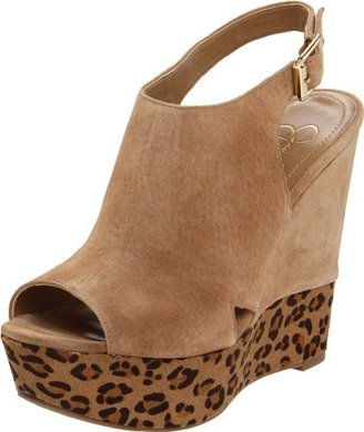 Jessica Simpson Women's Js-Claye Wedge Sandal