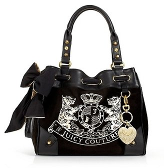 Juicy Couture Scottie Embroidery Daydreamer Bag