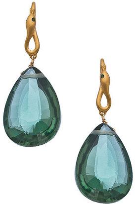 Satya Jewelry Serpent Amulet Earrings