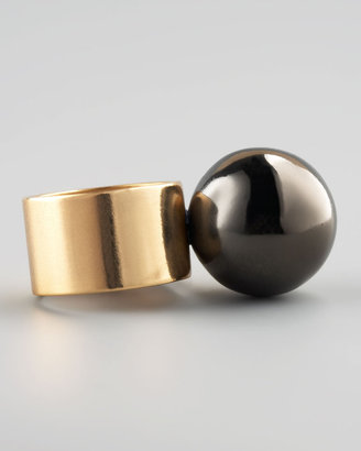 Kelly Wearstler Small Sphere Ring