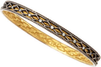 Gurhan Capitone Pave Diamond Bangle, 7mm