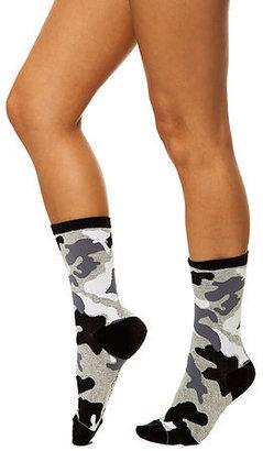 K. Bell The Camouflage Socks in Black