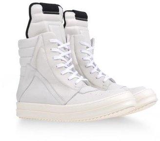 Rick Owens High-top sneaker
