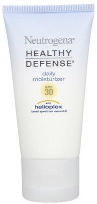 Neutrogena Healthy Defense Daily Moisturizer SPF 30-Untinted-1.7 oz