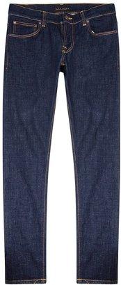 Nudie Jeans Tight Terry Slim-leg Denim Jeans