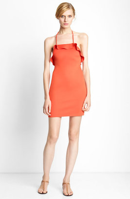 Lanvin Ruffled Cover-Up