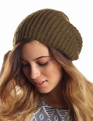 Charlotte Russe Slouchy Knit Beret