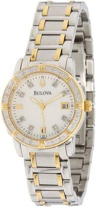 Bulova - Ladies Sport/Marine Star 98R107 Dress Watches $425 thestylecure.com