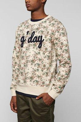 Vanishing Elephant X UO G'day Pullover Sweatshirt