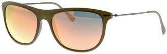 Prada Linea Rossa Sport Sunglasses Green