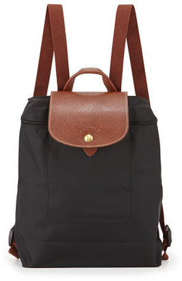 Longchamp Le Pliage Nylon Backpack $125 thestylecure.com