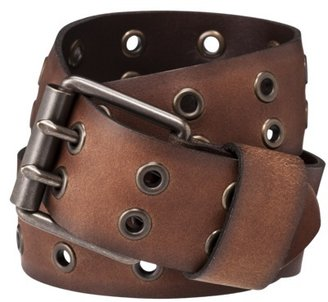 Mossimo Men's Double Prong Belt - Assorted Colors