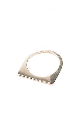 Loren STEWART Skinni Ring - Yellow Gold