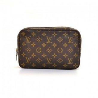 Louis Vuitton very good (VG) Vintage Trousse Toilette 23 Monogram Canvas Cosmetic Bag