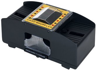 E.m. Texas Hold 'Em Automatic Card Shuffler