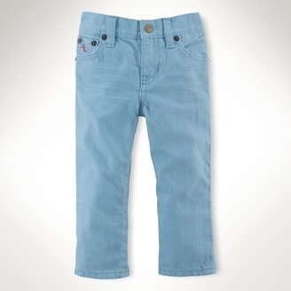 Classic-Fit Colored Jean