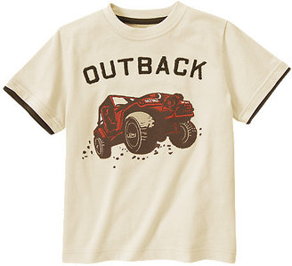 Gymboree Outback Jeep Tee