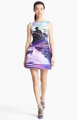 Mary Katrantzou Sleeveless Print Dress