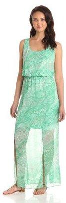 Amy Byer Women's Racerback Maxi Dress