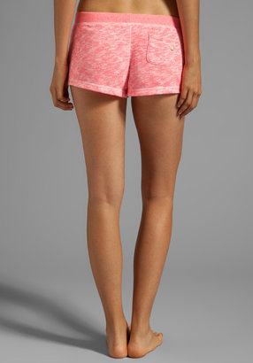 Juicy Couture Marled French Terry Short