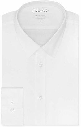 Calvin Klein X Men's Extra Slim-Fit Stretch Dress Shirt $69.50 thestylecure.com