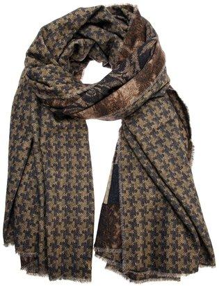 Pierre Louis Mascia Pierre-Louis Mascia Multi patterned scarf