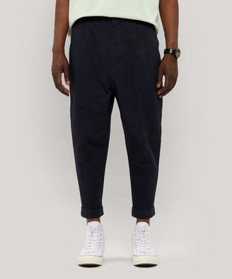Ami Oversized Carrot-Fit Trousers