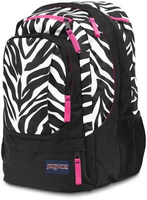 JanSport air cure zebra 15-in. laptop backpack