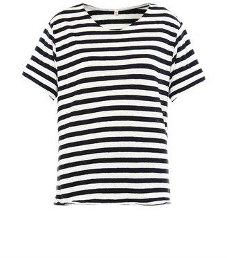 R 13 Rosie striped cotton T-shirt