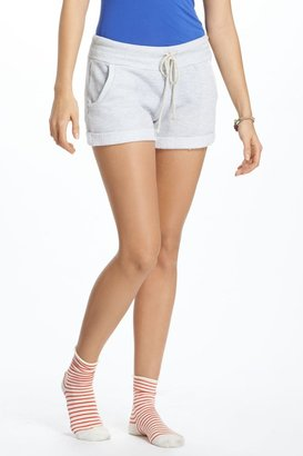 Anthropologie Terry Short Shorts
