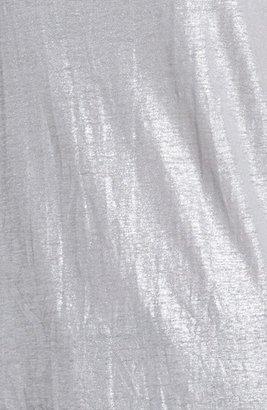 Eileen Fisher Metallic Linen Knit Tank
