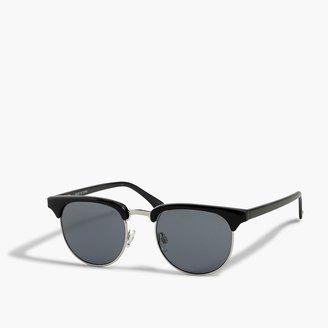 J.Crew Retro frame sunglasses