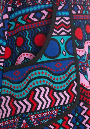 Nooworks Westward Journey Dress in Kaleidoscope