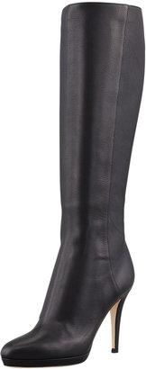 Jimmy Choo Glynn Leather Platform Boot
