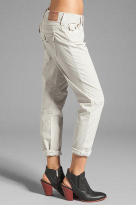 True Religion Overdye Cameron Boyfriend Jeans