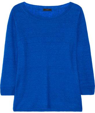 J.Crew Harriet linen sweater