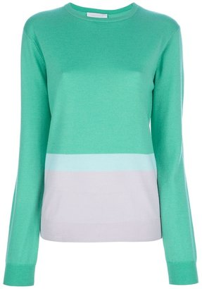 Richard Nicoll colour block sweater