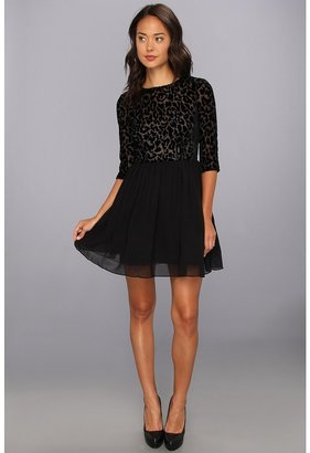 BB Dakota Corella Dress (Black) - Apparel