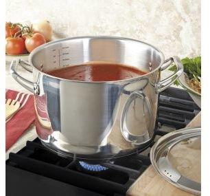 Chefs Never-Burn Sauce Pot