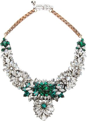 Shourouk 'Apolonia' bib necklace