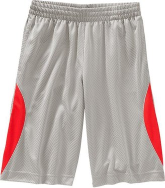 Old Navy Boys Active by Color-Block Basketball Shorts