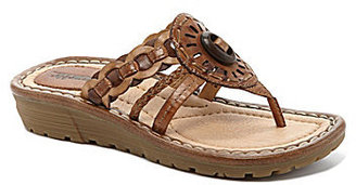 Earth Gale Wedge Sandals