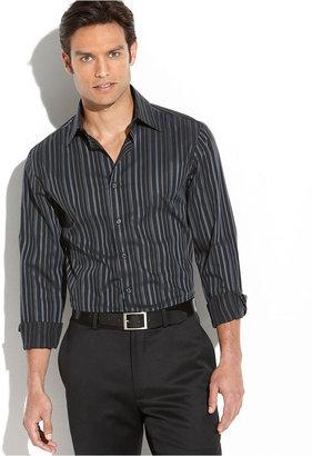 INC International Concepts Core Shirt, Panaji Striped